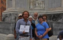 Semi Private Rome Tour by Minivan & on Foot