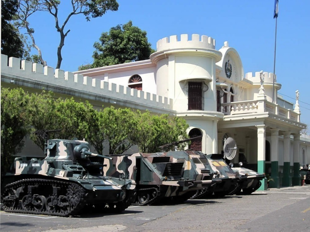 Military Museum El Zapote Barracks