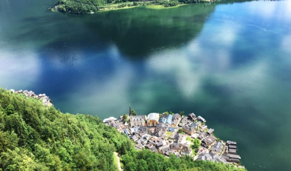 Hallstatt + UNESCO Salzkammergut Tour from Salzburg