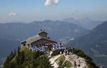 Bavarian Mountains, Salt mines & Eagles Nest Tour
