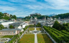 Salzburg Walking Tour +  Sound of Music Filming Locations