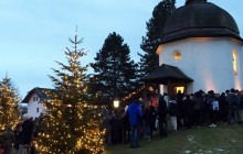 Christmas Eve Silent Night  - Holy Night Tour at Oberndorf