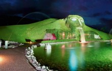 Private Olympic Innsbruck + Crystal World Wattens Full Day Tour