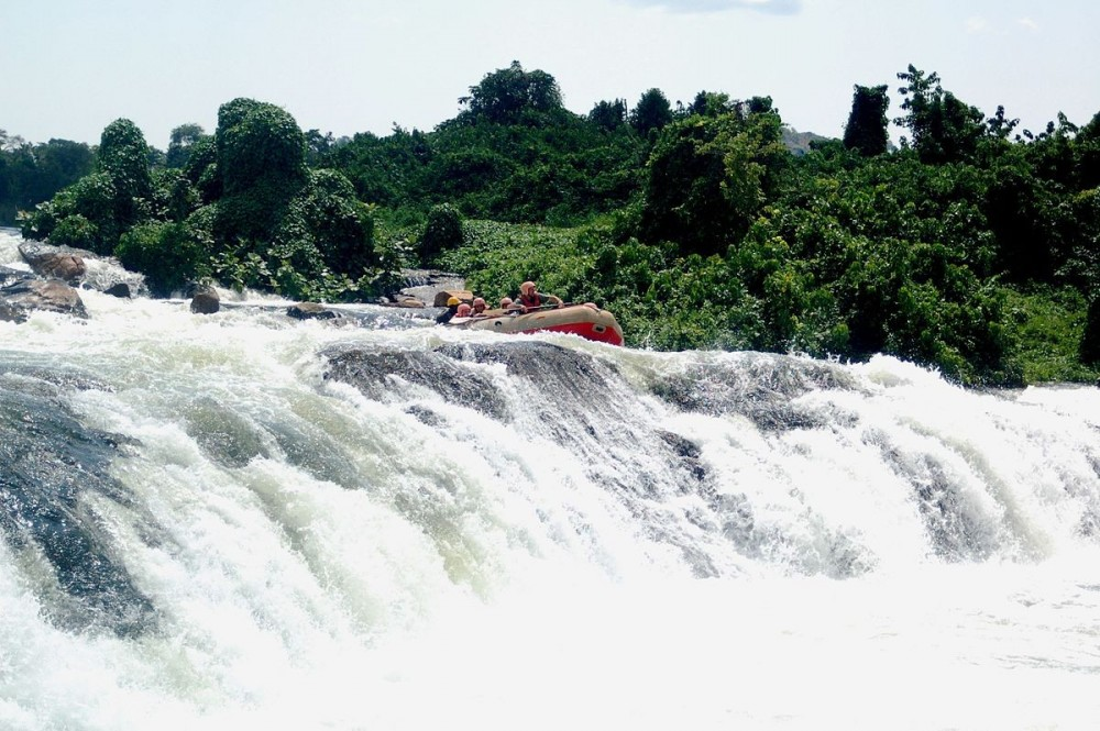 Bujagali Fall