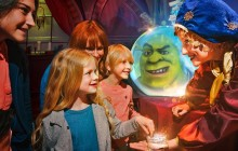 Shrek's Adventure London with 24 Hour Thames River Cruise Access