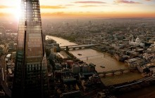 The View from the Shard plus 24 Hour Thames River Cruise Access