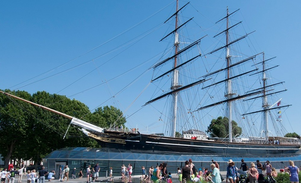 Cutty Sark plus 24 Hour Thames River Cruise Access