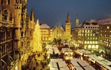Munich Christmas Market Walking Tour