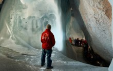 Private Giant Ice Caves at Werfen from Salzburg