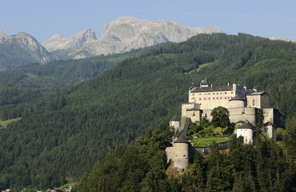 Private Sound of Music Tour & Trail Full Day Tour