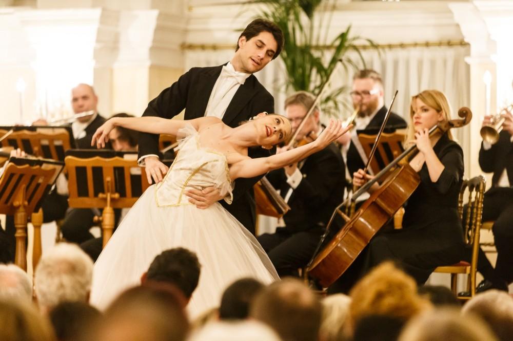 Kursalon Concert + 4 Course Imperial Vienna Dinner