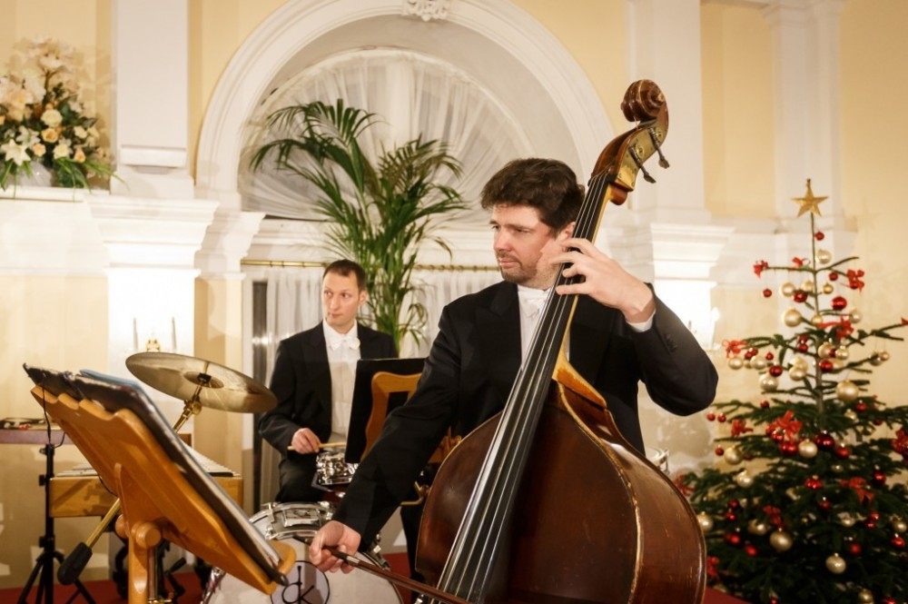 Christmas Strauss & Mozart Concert at the Kursalon