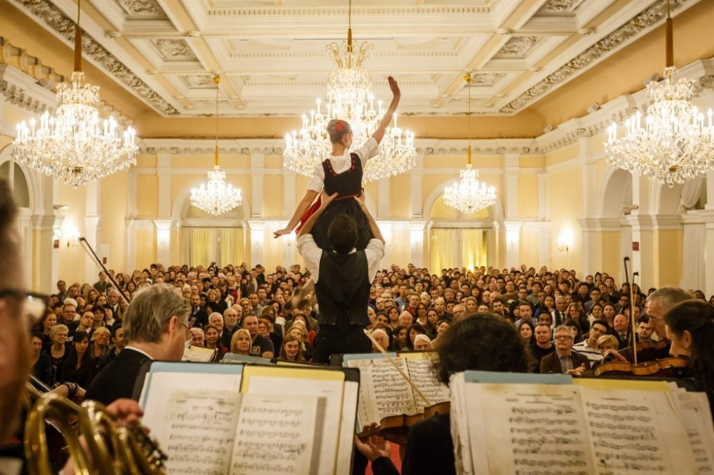 New Year's Eve Strauss & Mozart Concert at the Kursalon