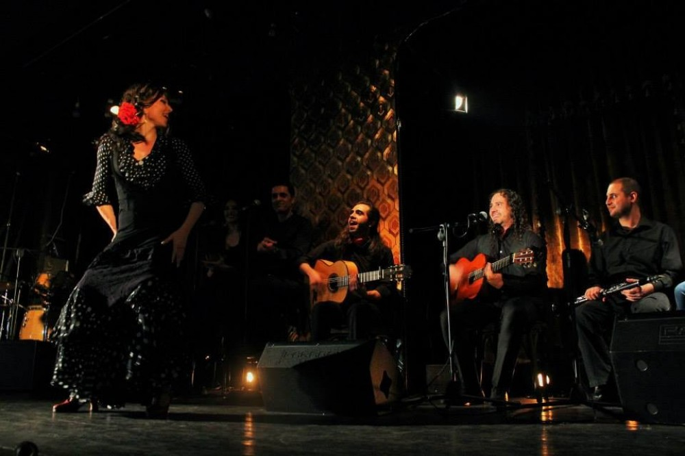 Exclusive Tapas And Flamenco Night