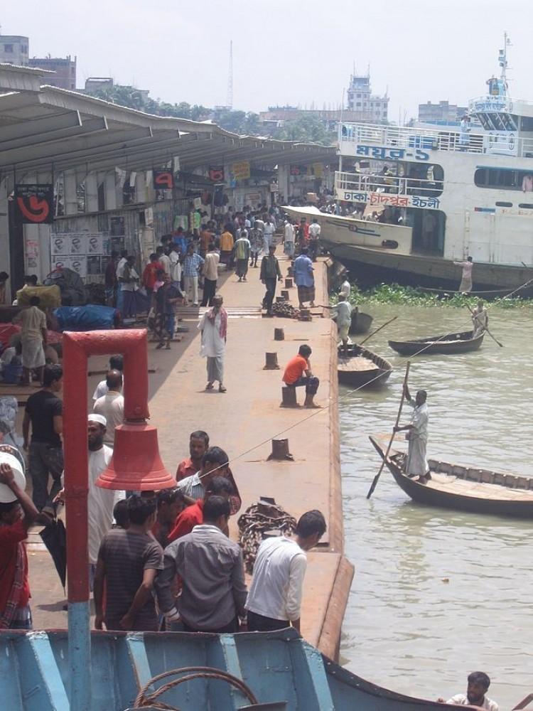 Dhaka Sadarghat