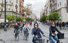 Small Group Seville Electric Bike Tour