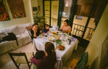 Eat At Home with a Local Family