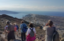 Caldera Hike Small Group Tour
