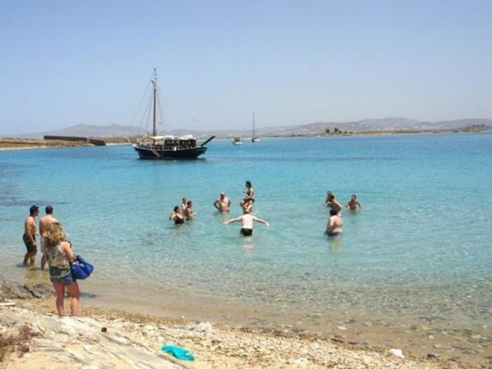 Mykonos South Beaches Cruise