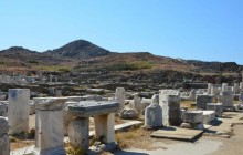 Ancient Delos & Mykonos South Beaches Cruise