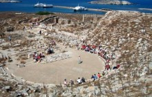 Ancient Delos & Rhenia Island Cruise