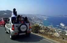 Mykonos Jeep Safari