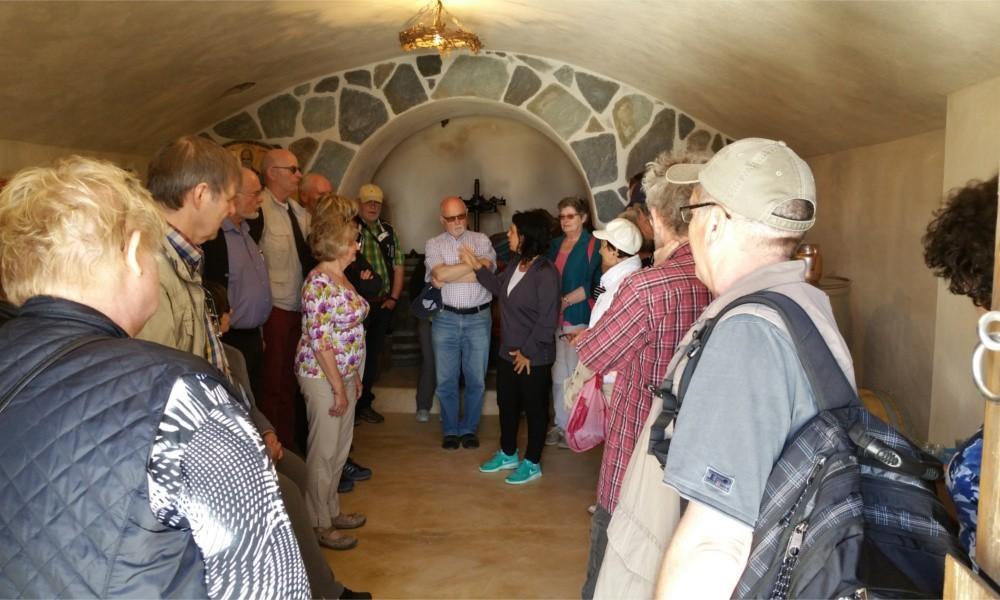 Semiprivate Santorini Wine Tour