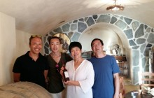 Semiprivate Santorini Wine Tour