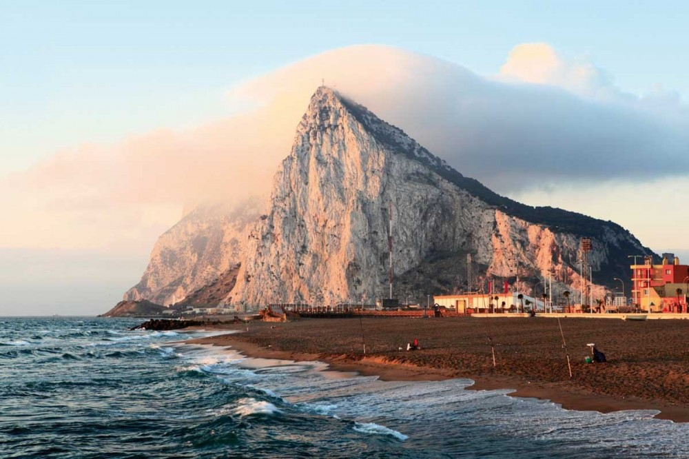 A Rock Called Gibraltar Small Group Tour from Seville