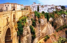 Small Group White Villages & Ronda From Seville