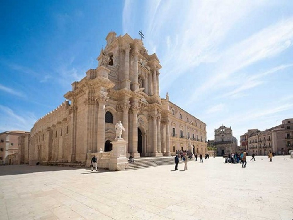 Syracuse & Noto Excursion from Taormina