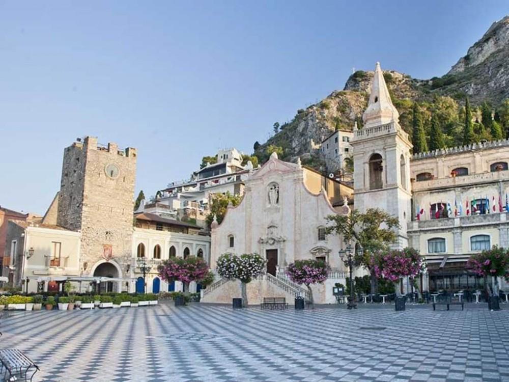 Etna & Taormina Excursion  ( departure from Cefalu)