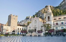 Sicilia Outlet Village Tour from Cefalu