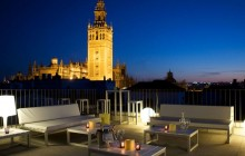 Private Champagne With A View - Seville Walking Tour
