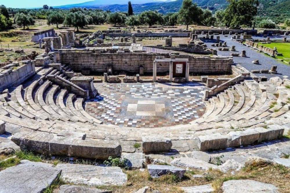 Ancient Messene – Ithomi Day Trip from Kalamata
