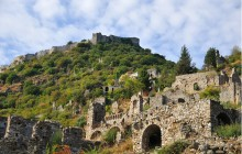 Mystras Day Trip from Kalamata