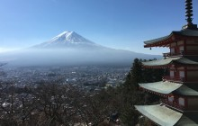 Mt Fuji Highlight Private Walking Tour (7 Hours)