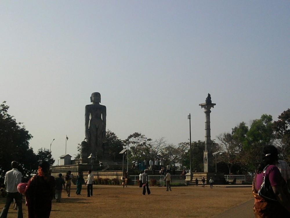 Gommateshwara Statue