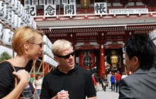 Asakusa Historical Walking Tour with Bilingual Guide
