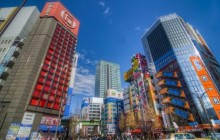 Private Tokyo One Day Shopping Tour by Taxi