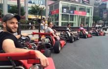 Explore Tokyo by Go Kart from Akihabara