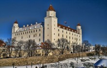 Advent-Cruise from Vienna to Bratislava & Budapest