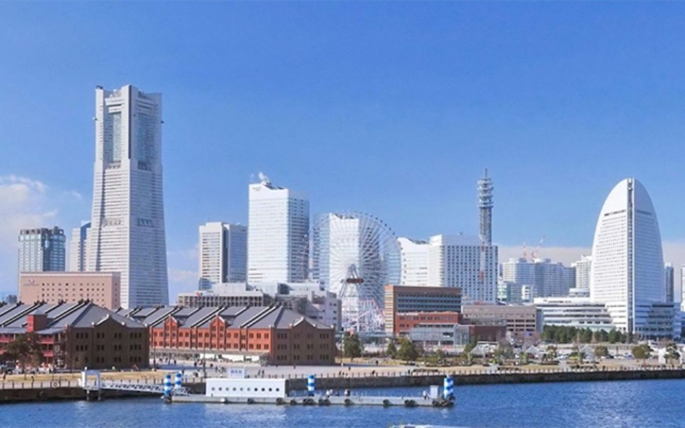 Private Yokohama Tour by Taxi from Tokyo