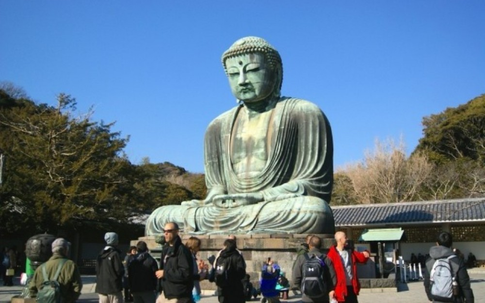 Private Kamakura Tour by Taxi From Tokyo
