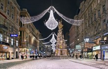 Christmas or New Year's Eve from Passau