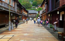 Private Kanazawa Day Tour by Taxi