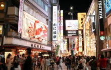Osaka Local Foodie Tour in Dotonbori