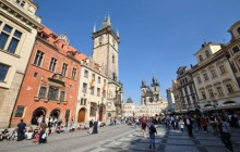 Prague Grand Tour: City + Prague Castle + Charles Bridge
