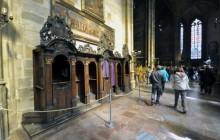 Prague Castle and Its Interiors