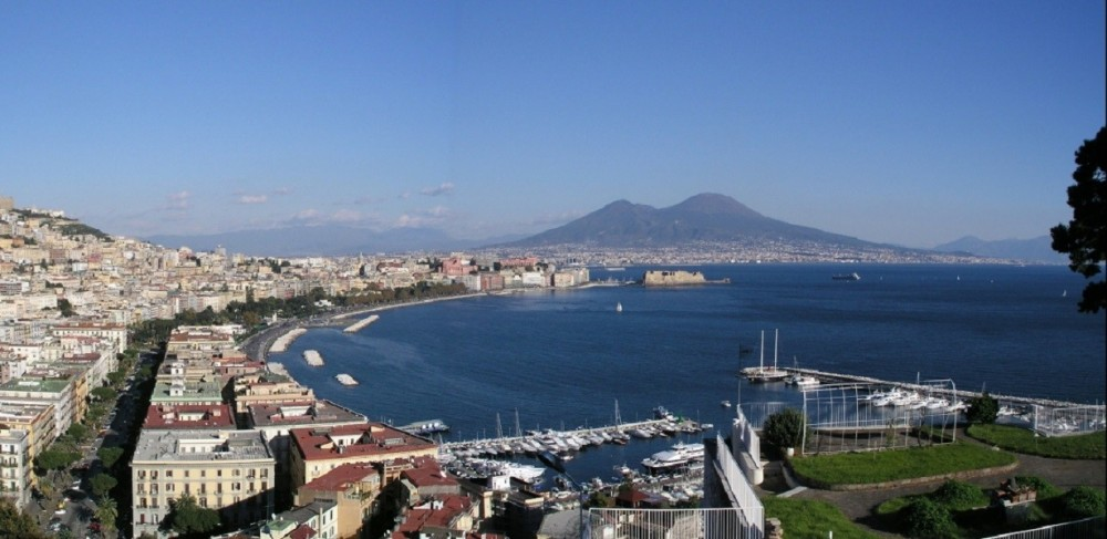 Full Day Naples Private Walking Tour